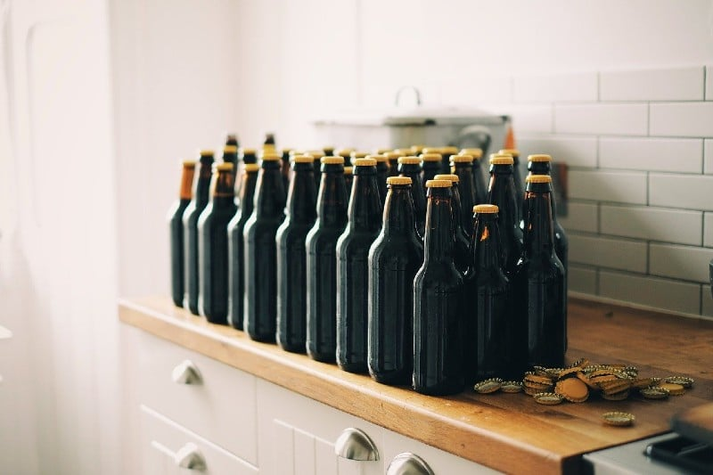 brew your own vegan beer