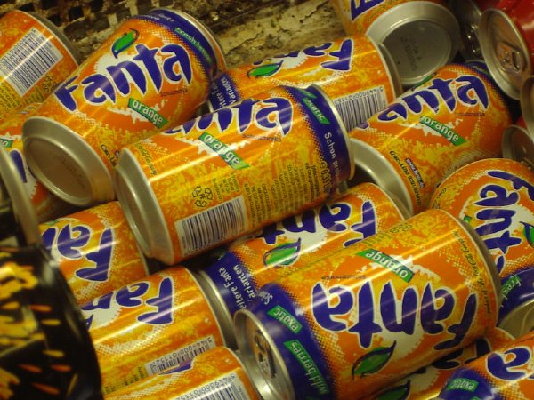 Fanta is vegan