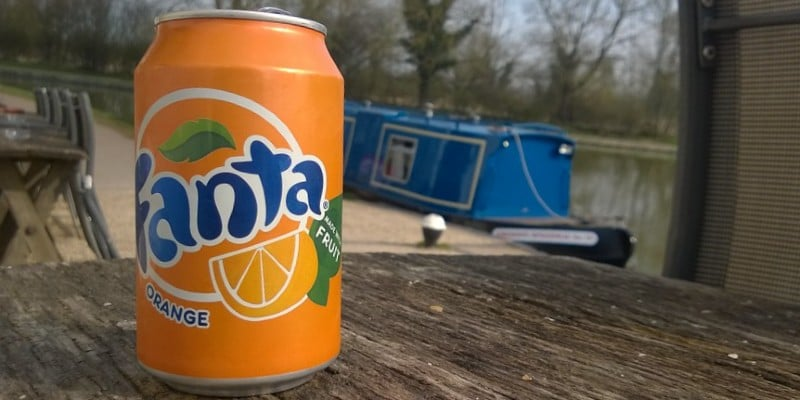Is Fanta vegan?