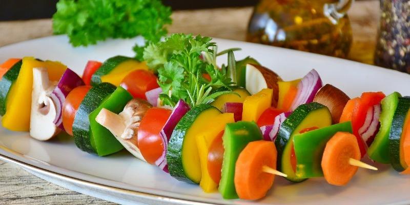 easy vegan food