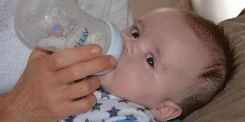 vegan baby milk