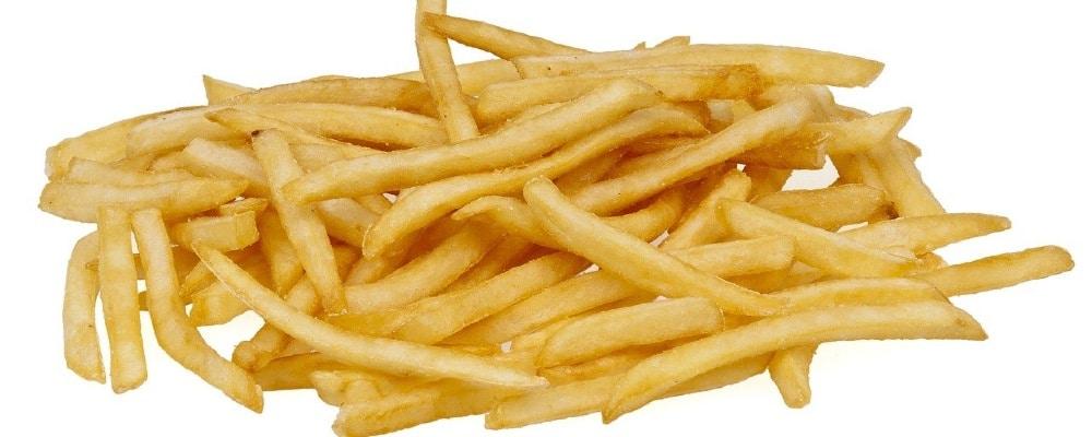 McDonalds chips vegan