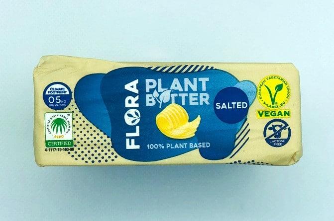 Flora vegan butter