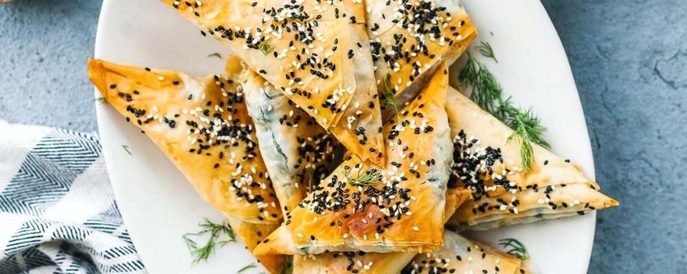 best vegan phyllo pastry recipes