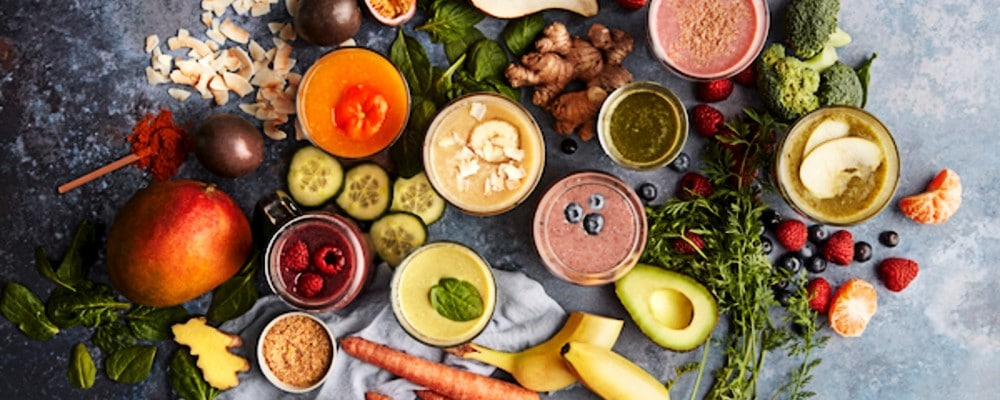 MIndful Chef smoothies