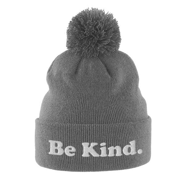 Be Kind beanie hat from Vegan Outfitters