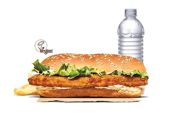 Burger King Vegan Royale