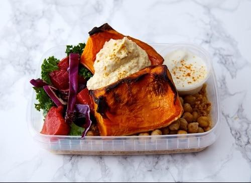 Balance Meals vegan meal prep delivery
