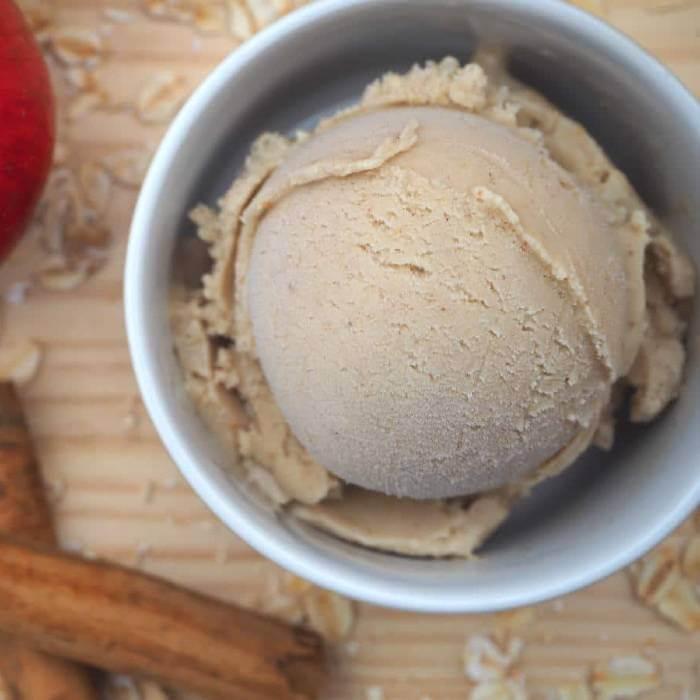 oat ice cream
