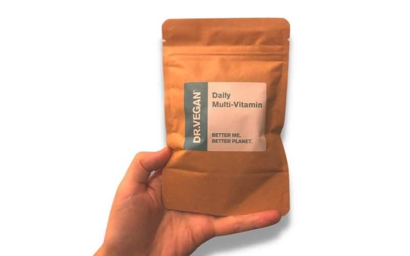 Dr Vegan Daily Milti-vitamins