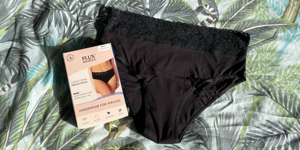 FLUX Undies Period Pants