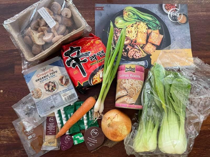 Feast Box Vegan Ramen Ingredients (1)