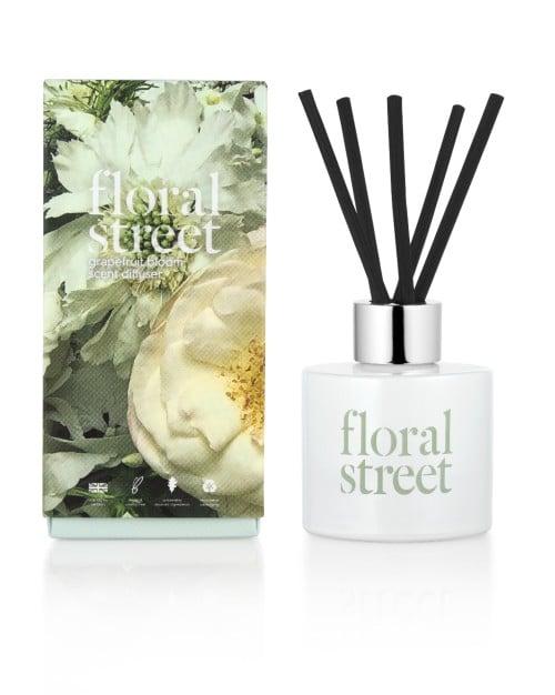 Vegan-friendly fragrance diffuser