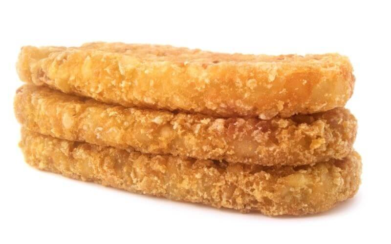 hash browns at McDonalds