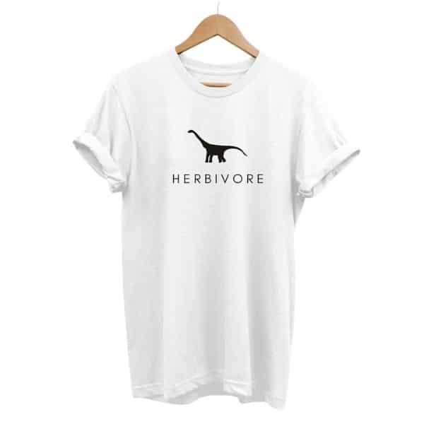 Vegan Outfitters herbivore t-shirt