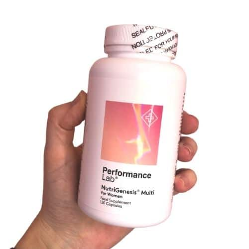 Best womens vitamins - NutriGenesis Multi for Women