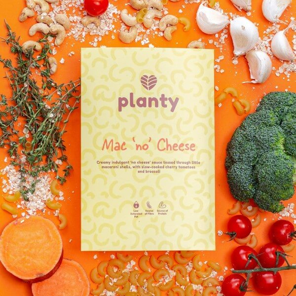 Planty vegan ready meals