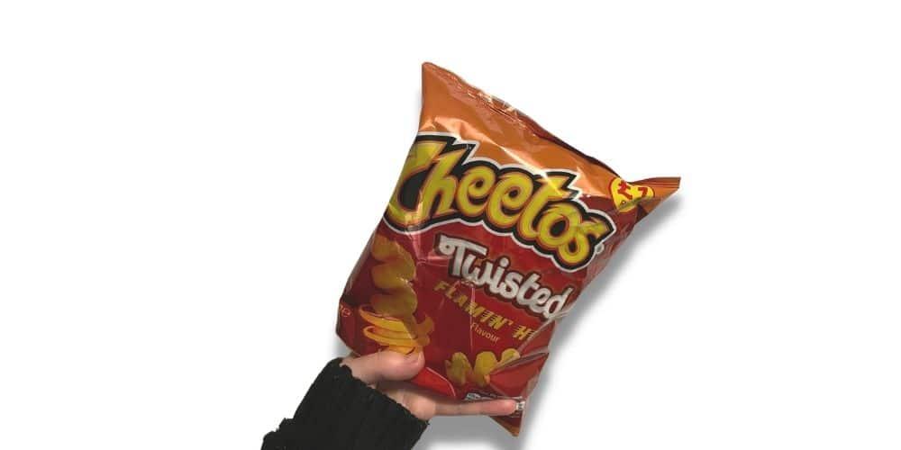 Vegan Cheetos