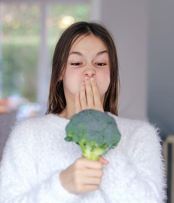 vegan who dislikes vegetables