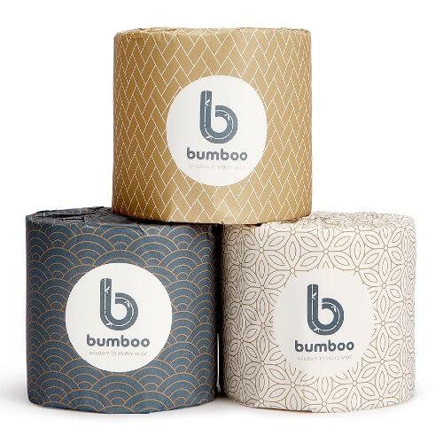 Bumboo vegan toilet paper