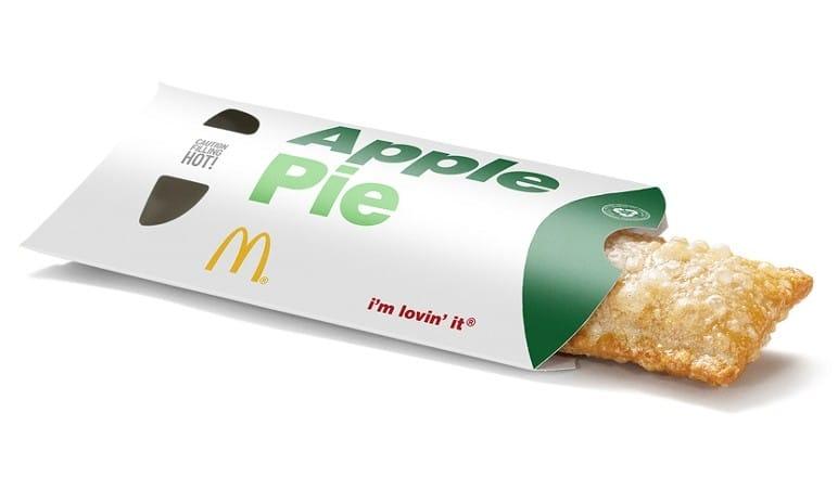 McDonalds apple pie