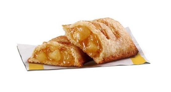 McDonalds apple pie canada