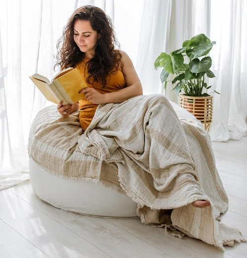 sustainable blanket